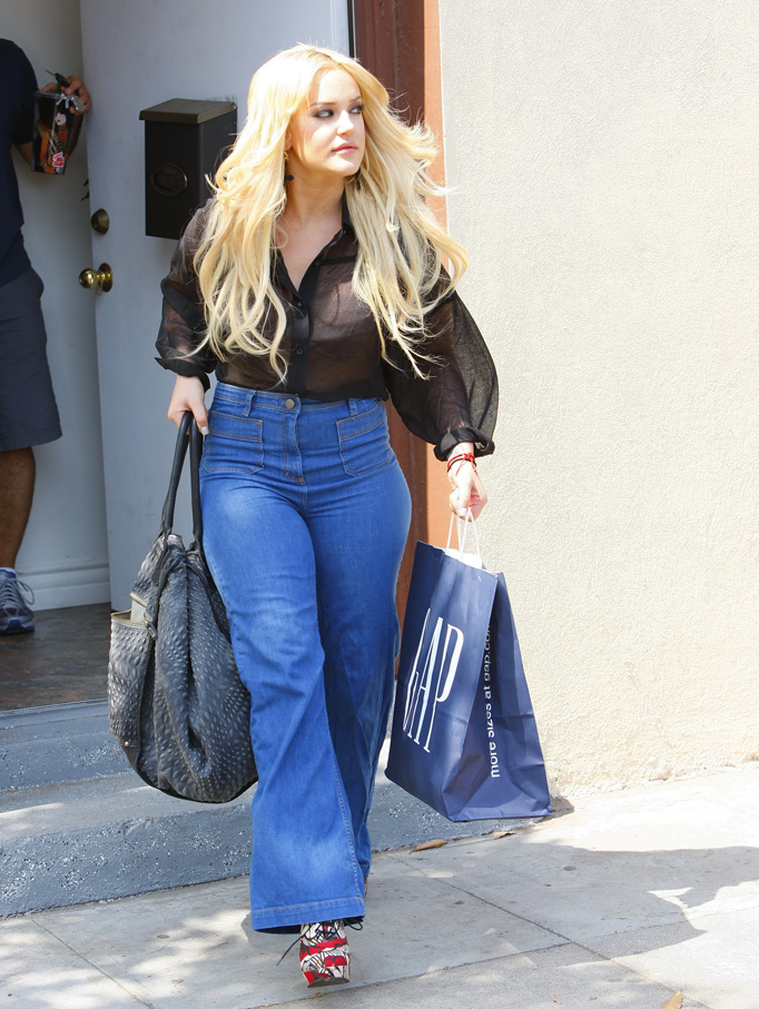 Lacey Schwimmer And Chaz Bono Head Out Together