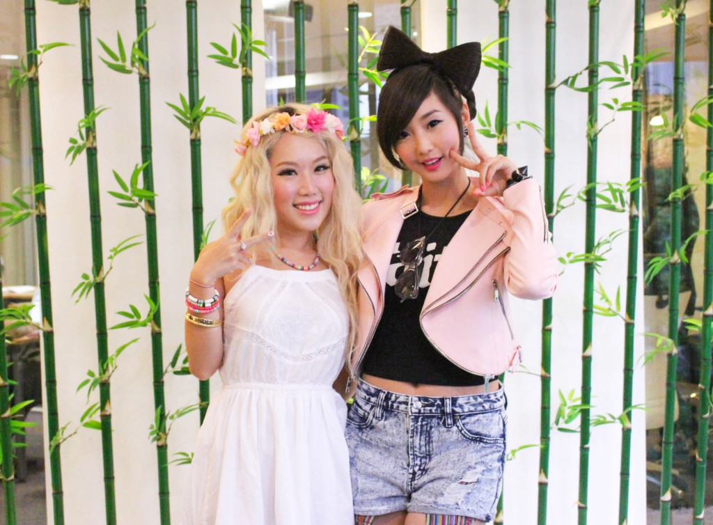 XX and Alodia 2