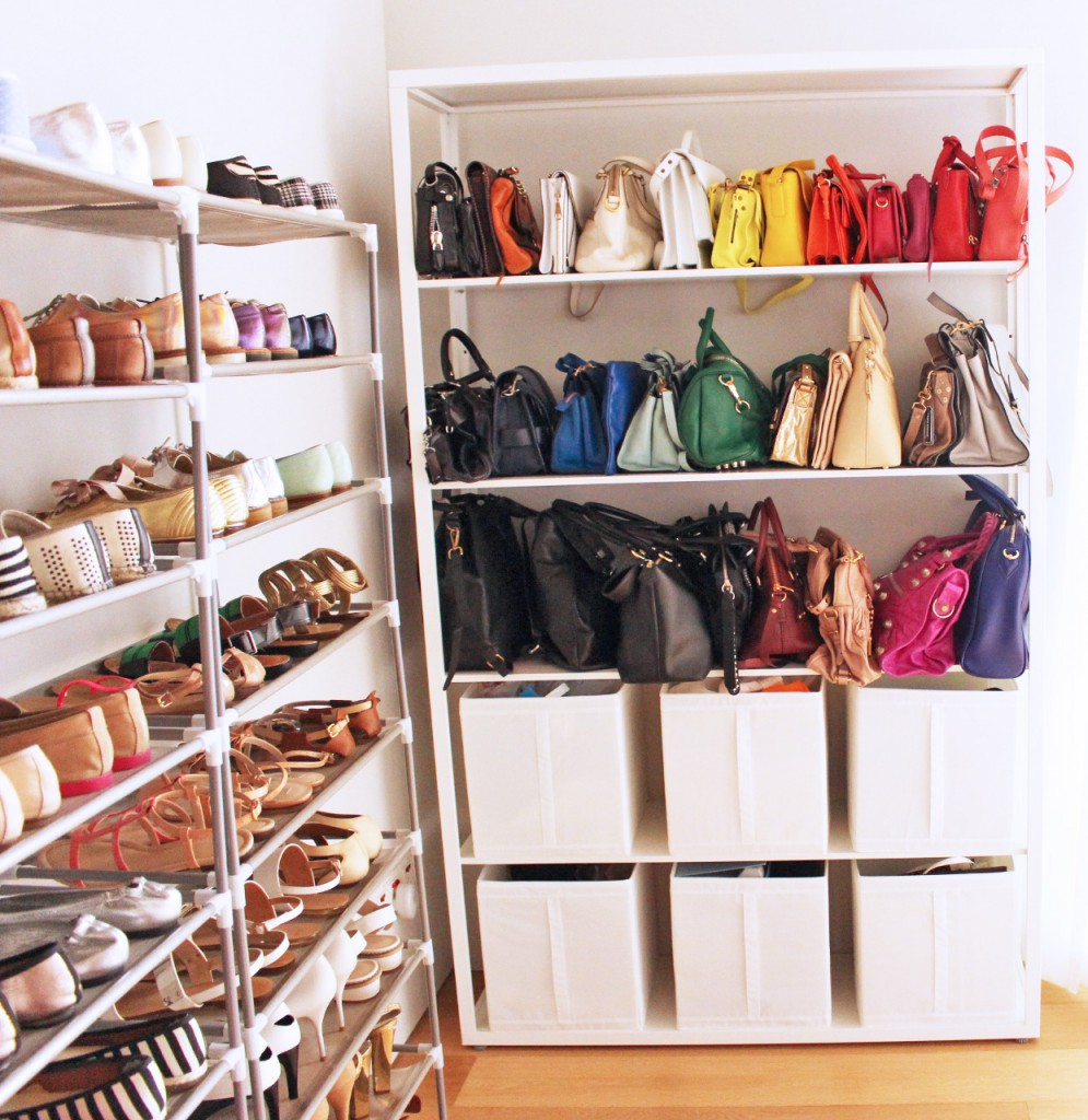 Bag Shelf
