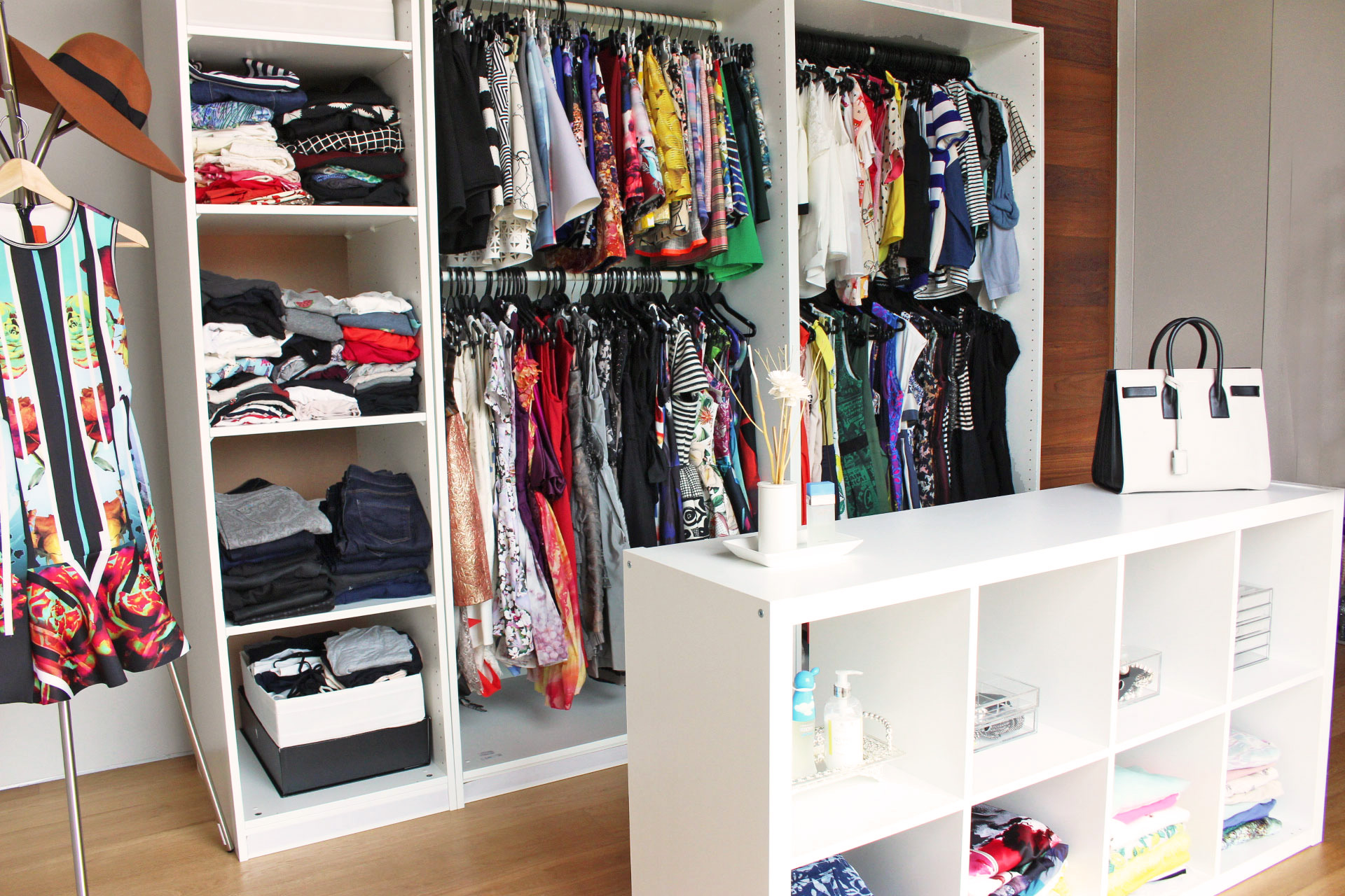 How To Create Your Own Walk In Wardrobe Scene Sg