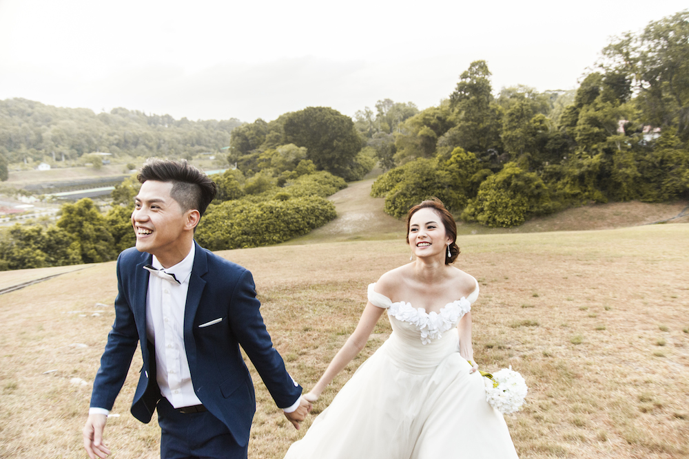 Jessica Tham wedding 1