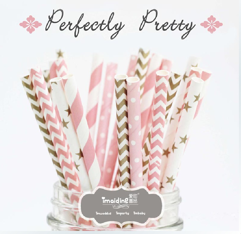 Decorative Straws