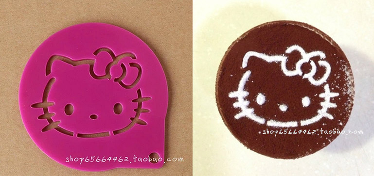 Hello Kitty Stencils copy