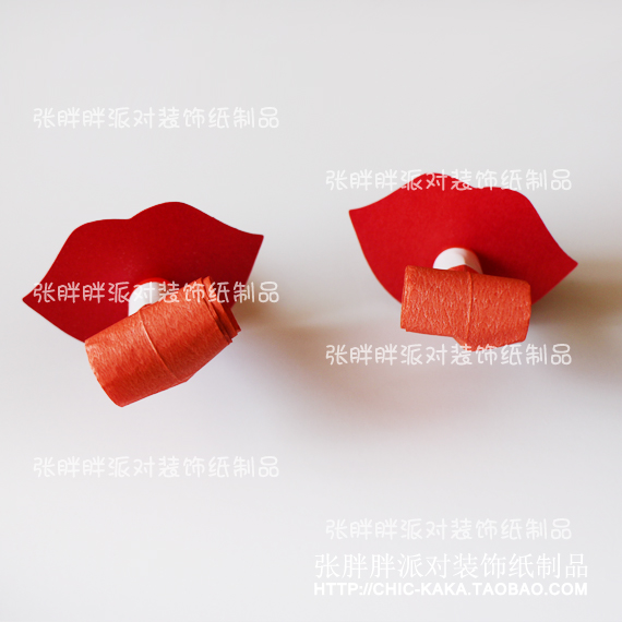 Lip Party Blowers
