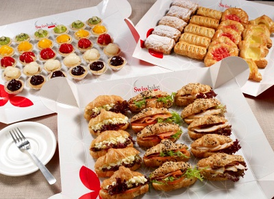 Best places to order party food for Canape catering singapore