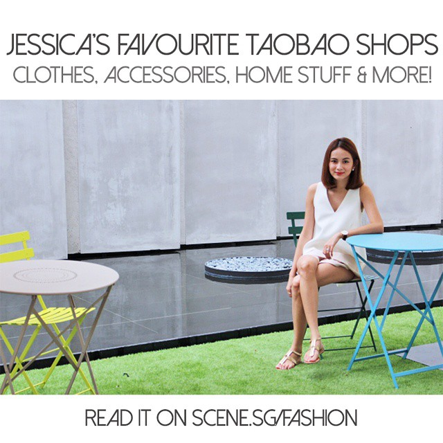 Tired of sorting through thousands of listings to get to the good stuff on Taobao? We got resident shopaholic @tippytapp to share her favourite Taobao shops, including clothes, shoes, home stuff and more! Read the article at http://scene.sg/fashion #taobaoaddicts #taobao