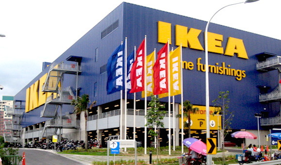 Ikea singapore delivery