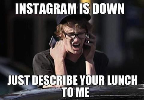 Instagram Is Down