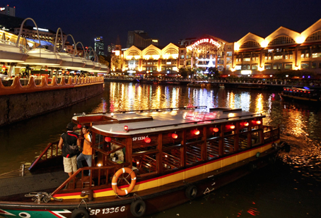 River Taxi Singapore