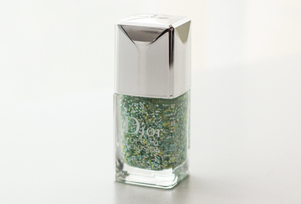 Dior Blossoming Top Coat 1