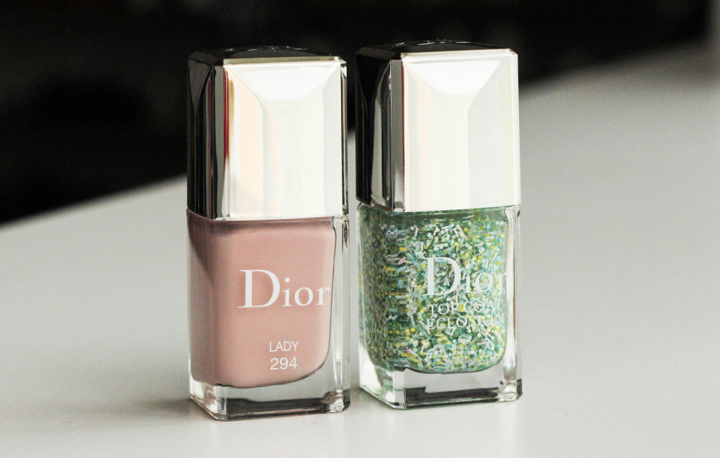 Dior Blossoming Top Coat 2