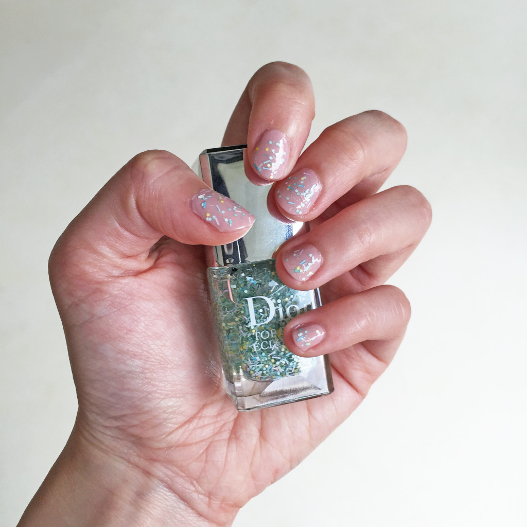 Dior Blossoming Top Coat 3