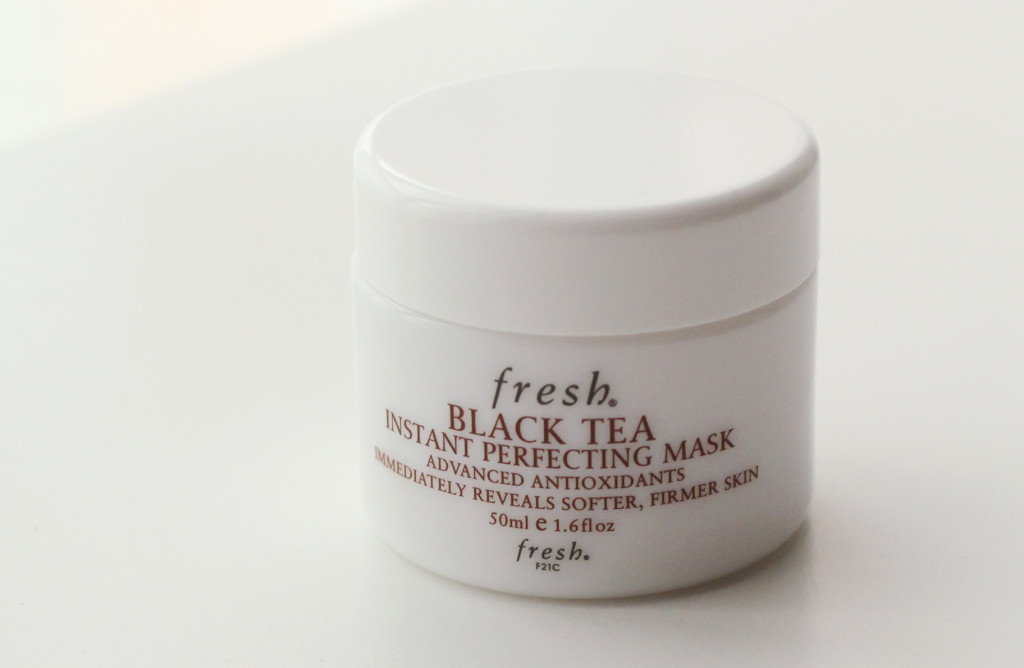 Fresh Black Tea Perfecting Mask 1