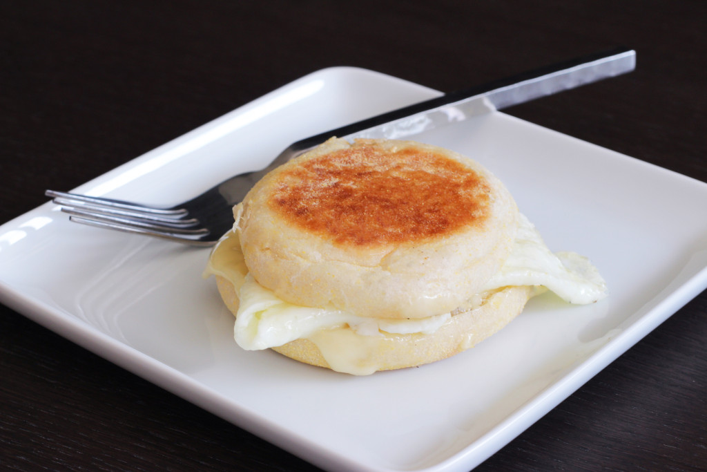 Egg White Sandwich 1