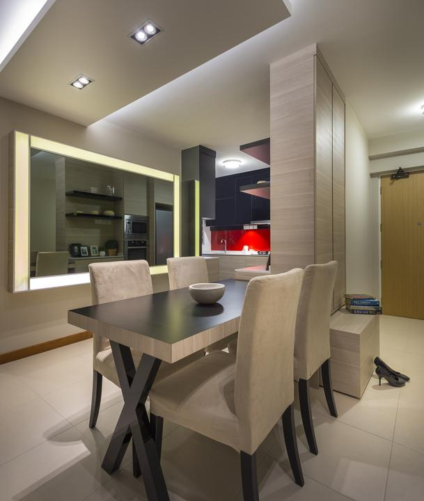 Home Design Ideas For Hdb Flats: Top 10 HDB Homes That Look Bigger Than They Really Are
