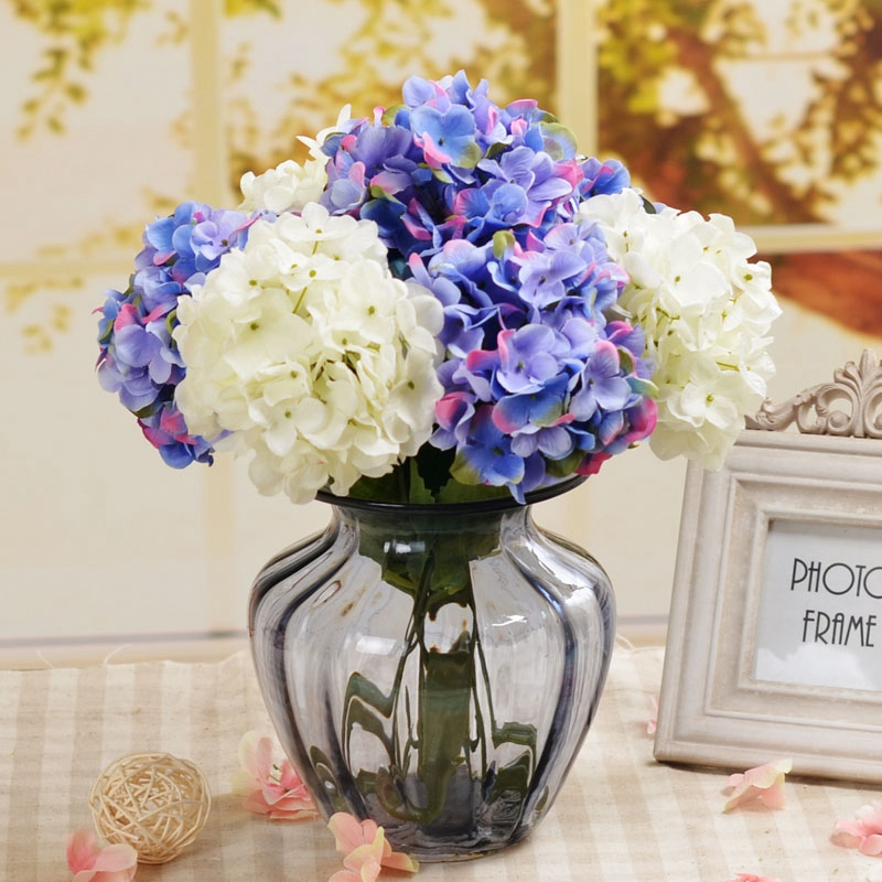 Artificial Hydrangeas