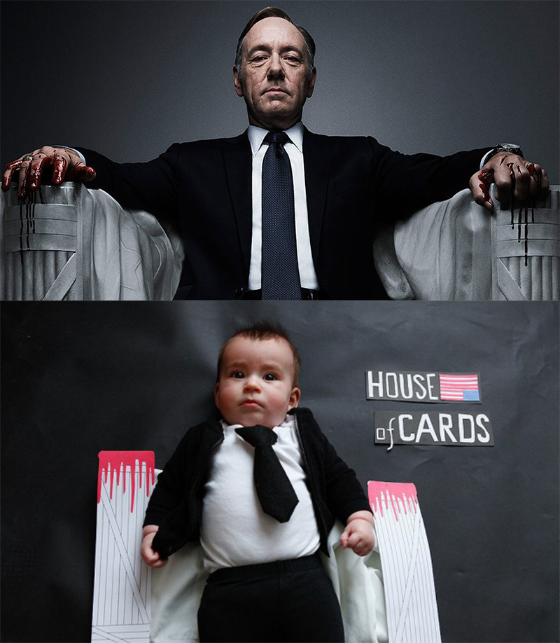 Frank Underwood Costume