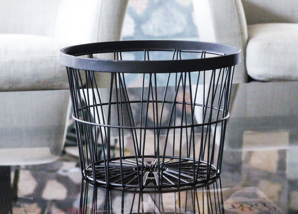 Set B Taobao Metal Basket