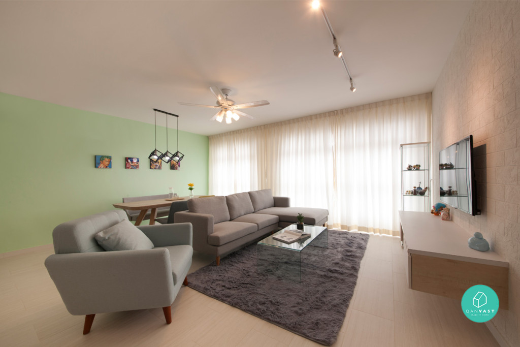 Guide to home renovation in singapore for Lux home design