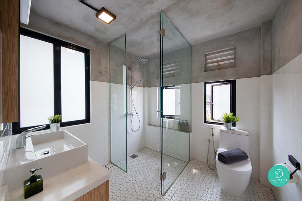 Guide to home renovation in singapore for Bathroom designs singapore