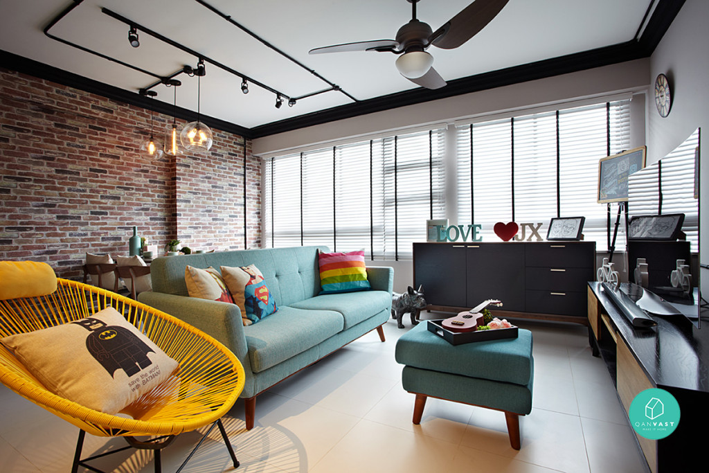 i-Bridge-Punggol-Living-Room