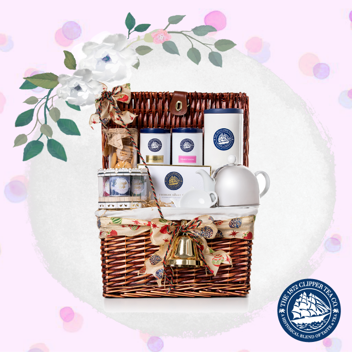 The 1872 Clipper Tea Co Hamper