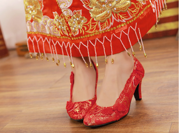 Traditional Quah Shoes