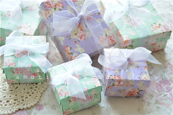 Wedding Favours Box