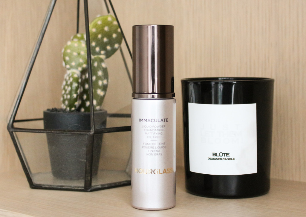 Acne Prone Skin Hourglass