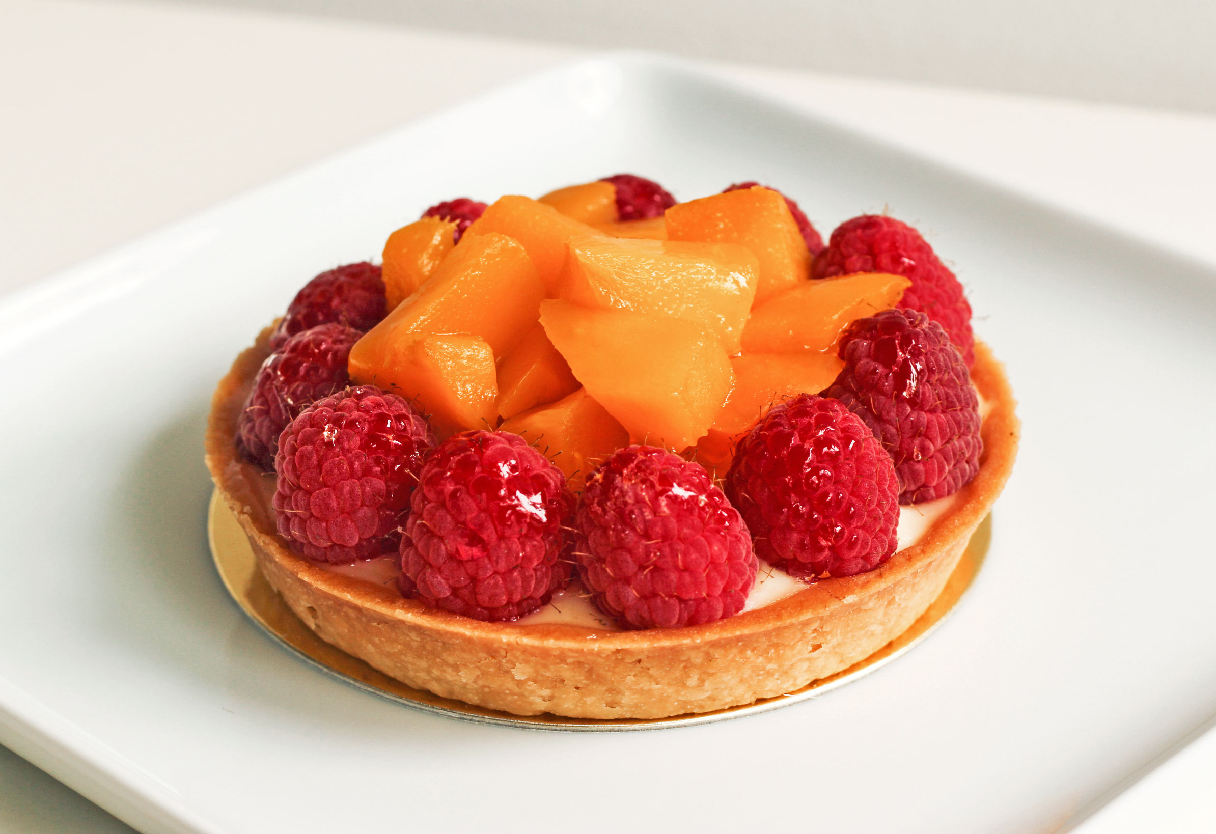 Fruit Tart Cake Calories
