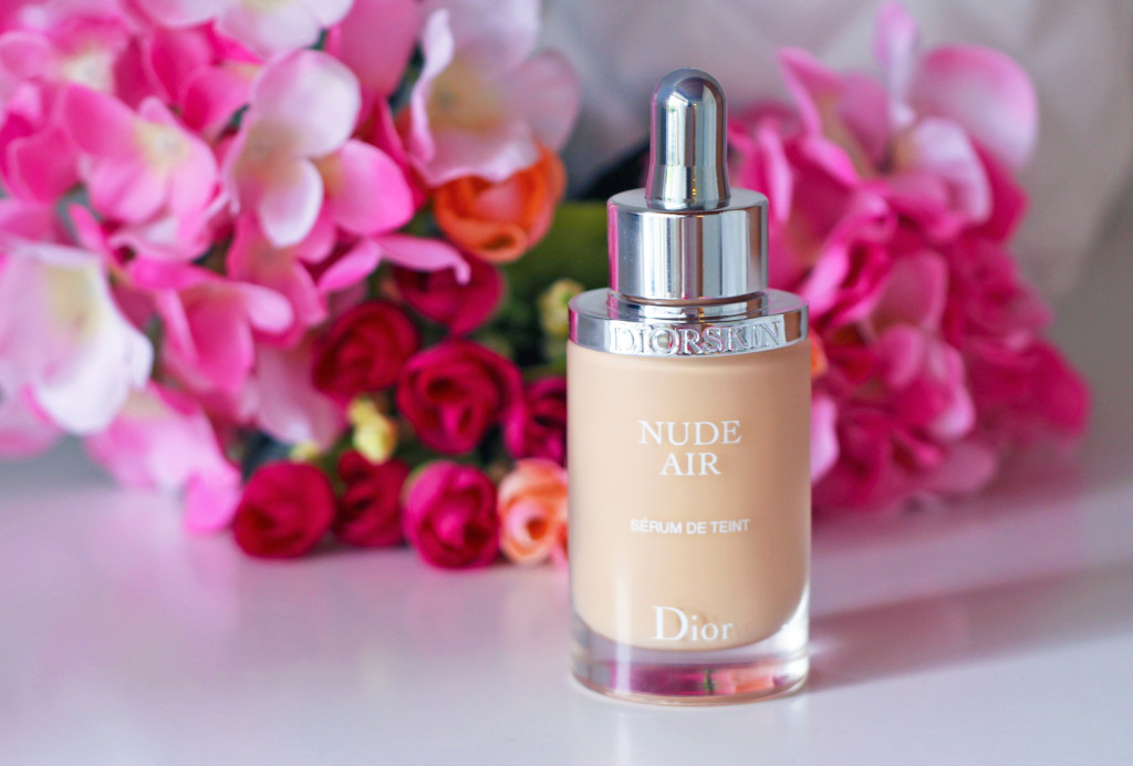 Dry Skin - Dior Nude Air Foundation