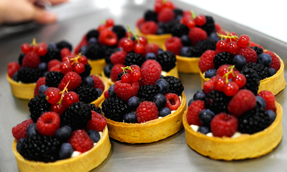 Tarte By Cheryl Koh Mixed Berries Tart