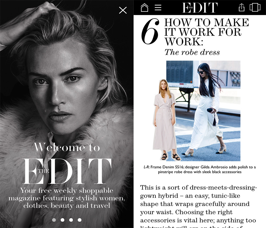 Th EDIT By Net-a-Porter