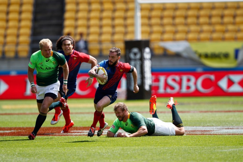 HSBC Rugby Sevens 1