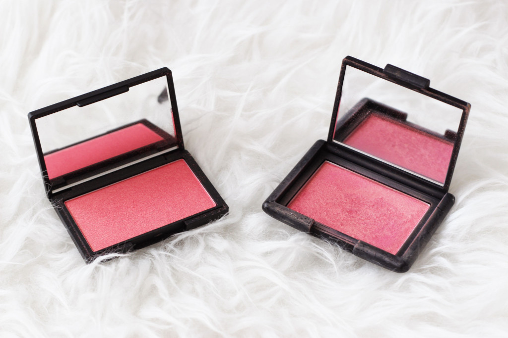 NARS-Orgasm-and-Sleek-Blush-Rose-Gold-1