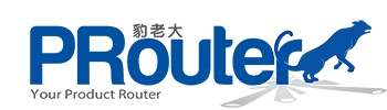 PRouter Logo