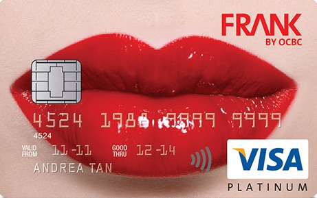 Frank By OCBC Credit Card