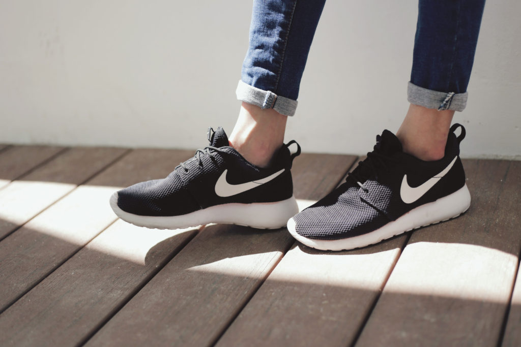 Sneakers-Nike-Roshe-Black