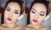 Beauty Hacks Doing Your Own Wedding Makeup-featured