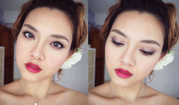 How To Do Your Own Wedding Makeup Scenesg