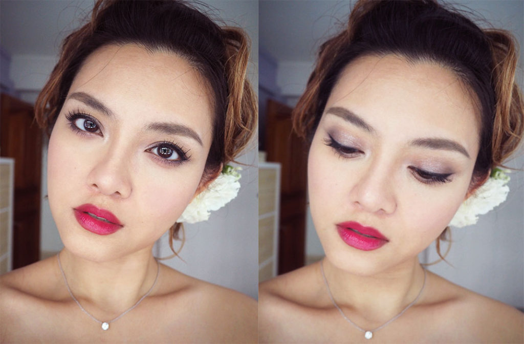 Candice Wedding Makeup 3