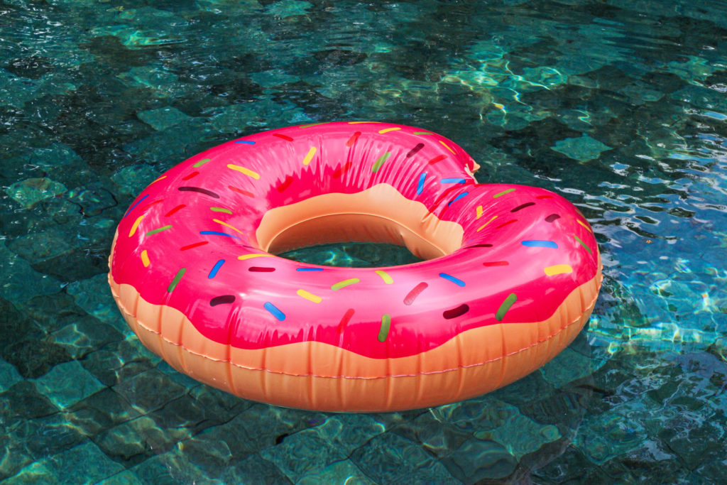 Donut-Pool-Float