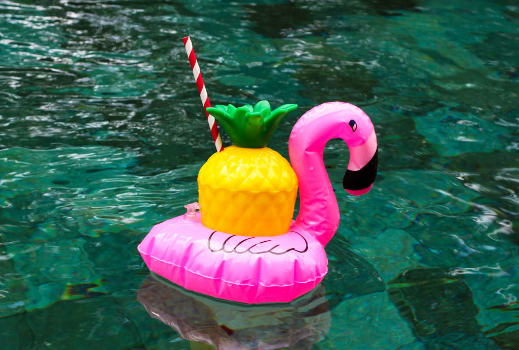 Flamingo-Cup-Holder