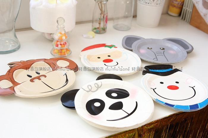 Party Plates For Kids