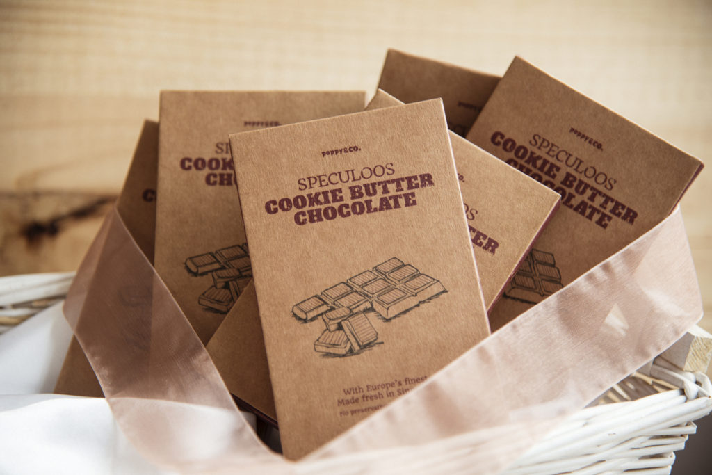 Poppy and Co Speculoos Cookie Butter Chocolate 2