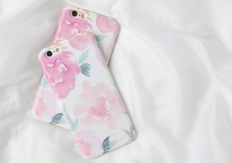 Taobao Watercolour iPhone Case