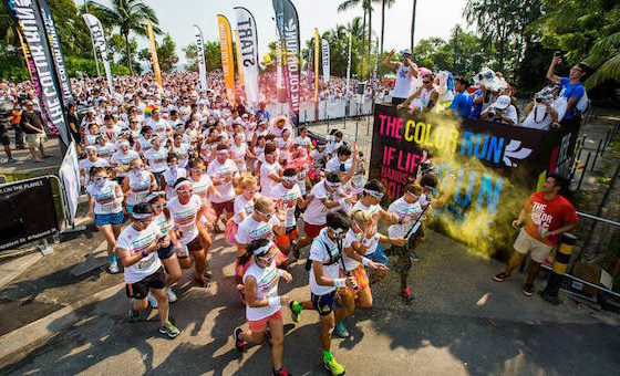 How To Prepare Yourself For The Color Run
