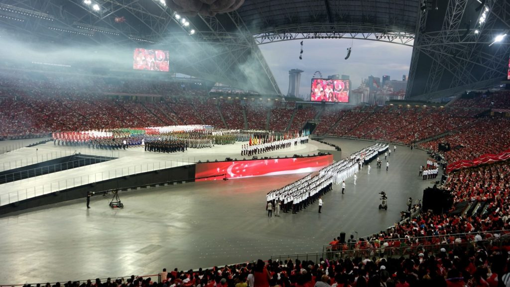 NDP 2016 National Stadium