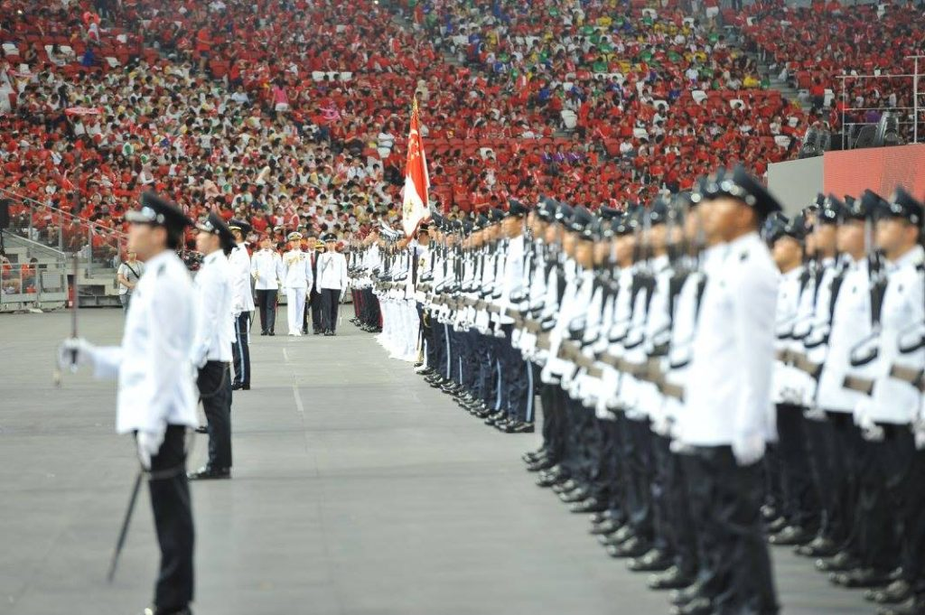 NDP 2016 Parade Contingent