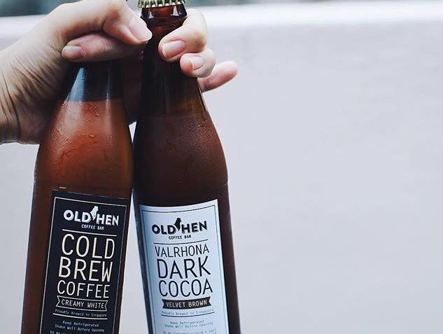 Old Hen Coffee Bar Cold Brew